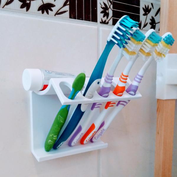 Brush Teeth Holder