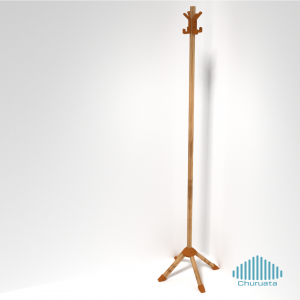 Free Downloable 3D Printable Coat Rack