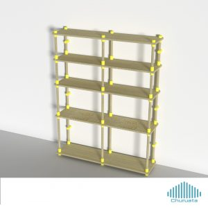 Furniture Modular Connectors with Hardware