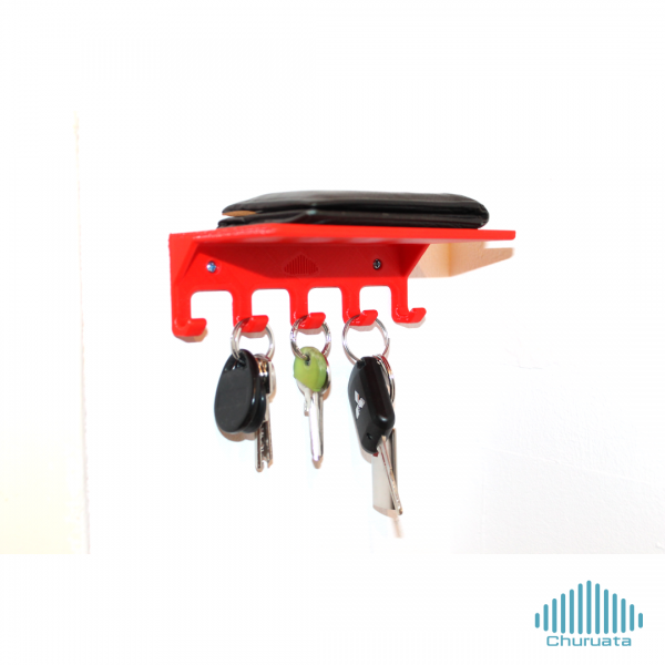 3D Printable Keys Holder