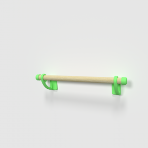 3D Printable Towel Holder