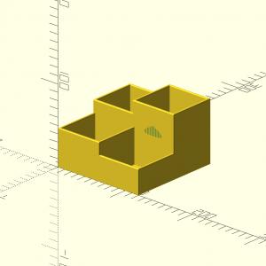 Parametric Pencil Holder